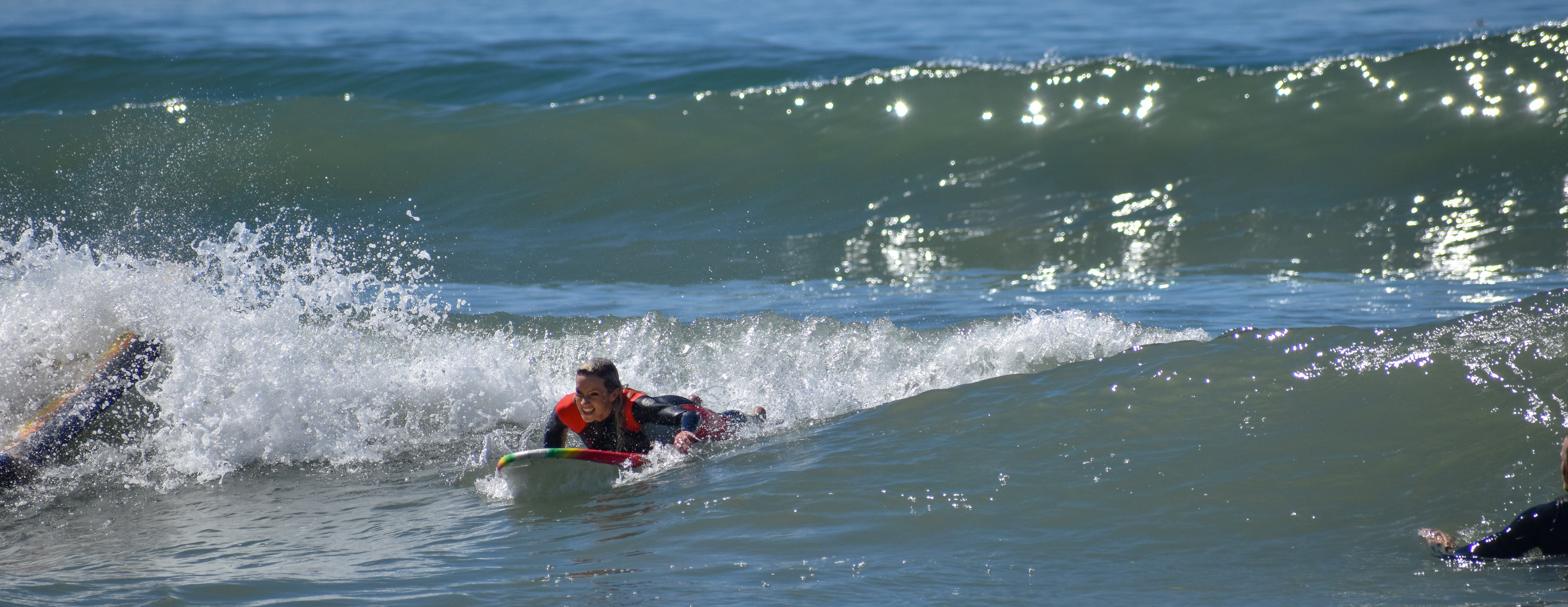 Ocean therapy, adventure therapy