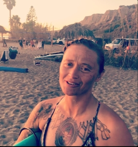 Samantha Surf Instructor  (Orange County surf therapy)